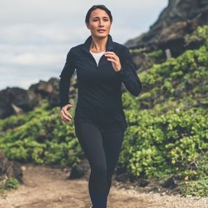 Lululemon Trail Run Half Zip